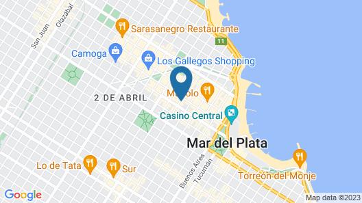Hotel Spa Republica Map