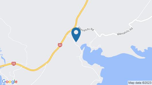 Lake Rotoiti Retreat Map
