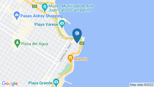 Radar Cabo Corrientes Map