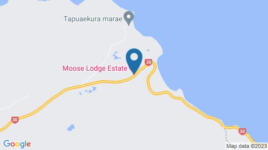 Moose Lodge Estate Map