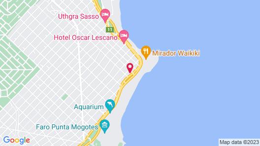 Hotel Aatrac Map