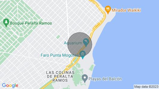 Hermoso Duplex 2 Amb. 1 Costa Cochera Lavarropas,impecable Map