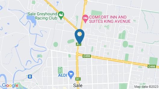Motel24seven Map