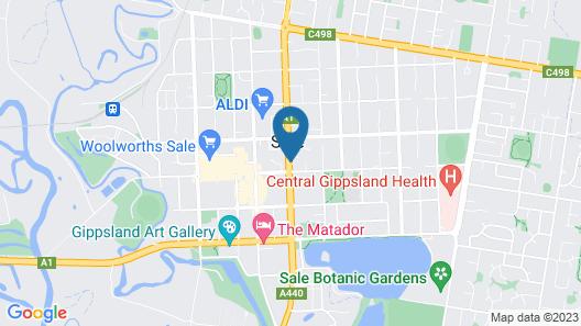 Quest Sale Map