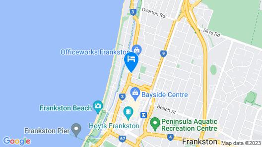 Quest Frankston Map
