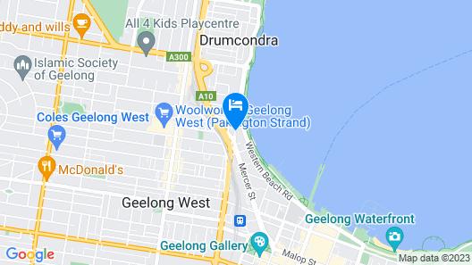 Quest Geelong Map