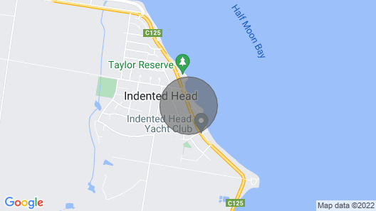 Hideaway Shack Indented Heads Map