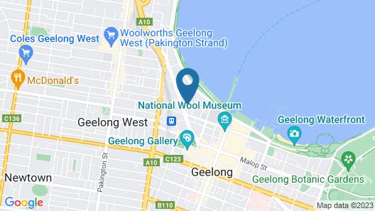 Mintel Marinne Apartments Map