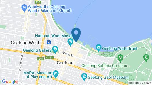 Edgewater 108 Map