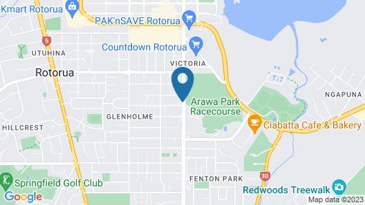 Executive on Fenton Map