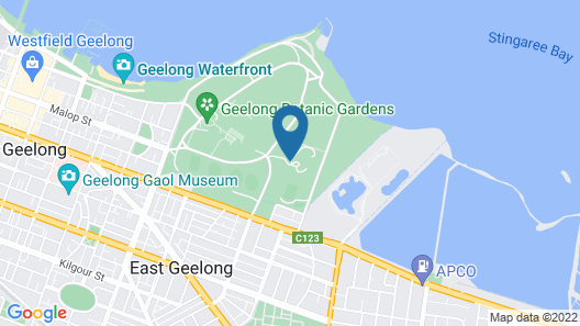 Geelong Conference Centre Map