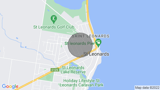 Sophorae Cottage-wifi Map