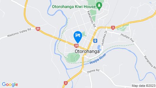 VILLA KIWIANA Map