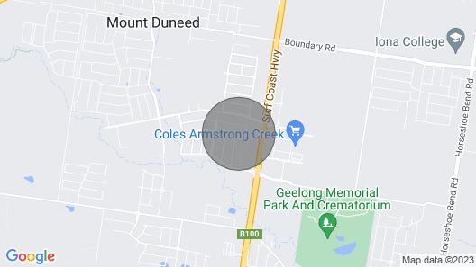 Immaculate - Close To Torquay & Geelong Mannagum Mt Duneed 59 Map