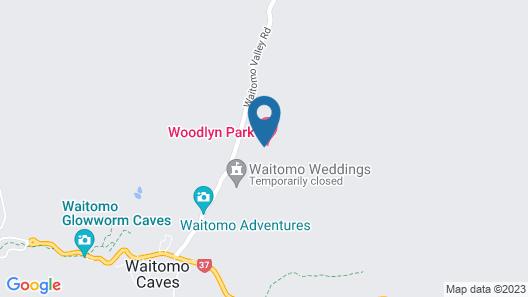 Woodlyn Park Map
