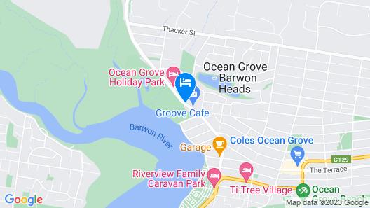 Riverside Ocean Grove Map
