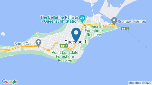 Seaview House Map