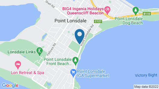 Point Lonsdale Holiday Apartments Map