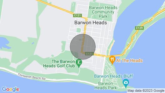 Barwon Links - Spacious Living Map