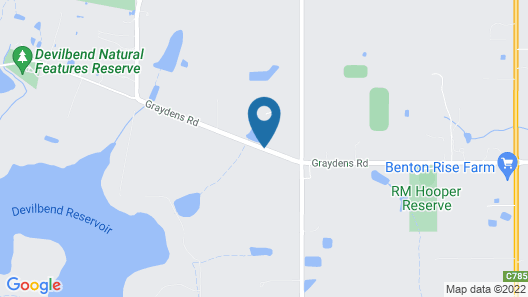 Woodman Estate - Luxury Country House Restaurant & Spa Map