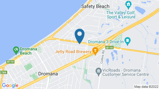 Rosewater Dromana Map