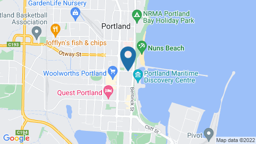Victoria House Map