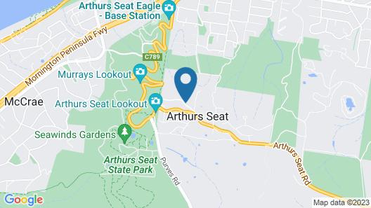 Arthurs Views Map