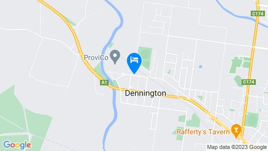 Austral Place 88 via Merri River Map