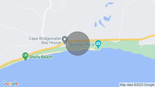 Shelly Beach Retreat Map