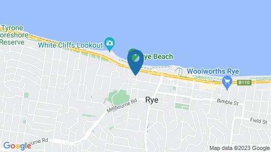 Whitecliffs Beach Resort Map