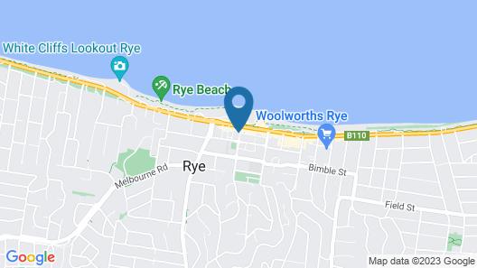 Moonlight Bay Apartments Map