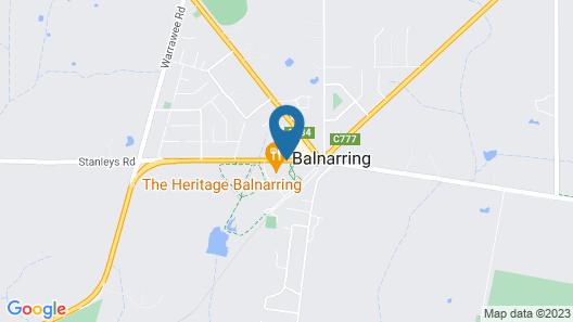 Balnarring Village Motor Inn Map