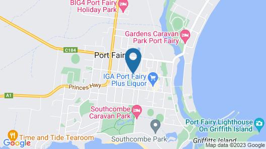 The Victoria Map