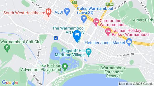 Quest Warrnambool Map