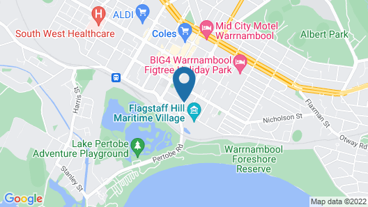 Banyan Place Map