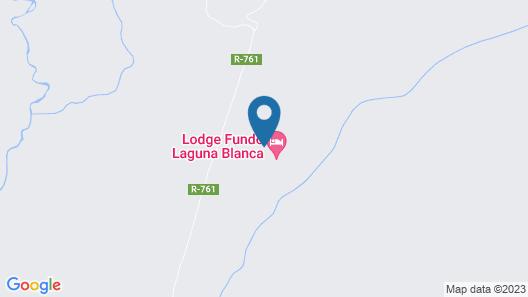 Fundo Laguna Blanca Map