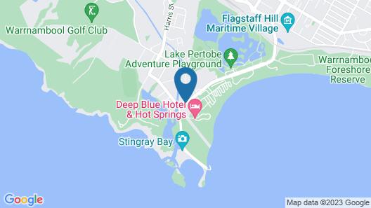 Lady Bay Resort Map