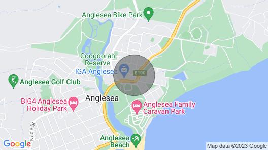 Mysa Anglesea. Sleeps 7. Wifi. Netflix. Cafesshops Map
