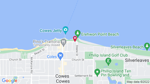 The Waves Apartments Map