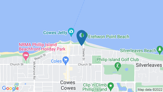 Waterfront@Waves Map