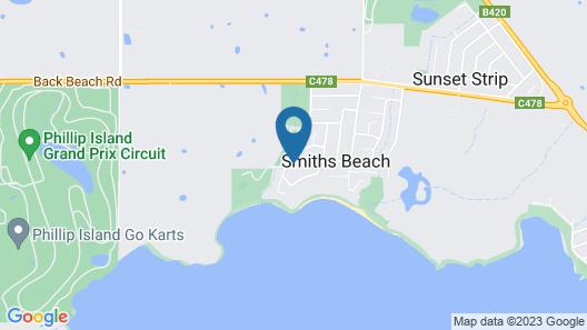 Beachwood Classic Map
