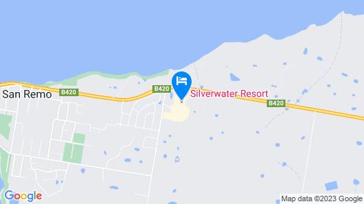 Silverwater Resort Map