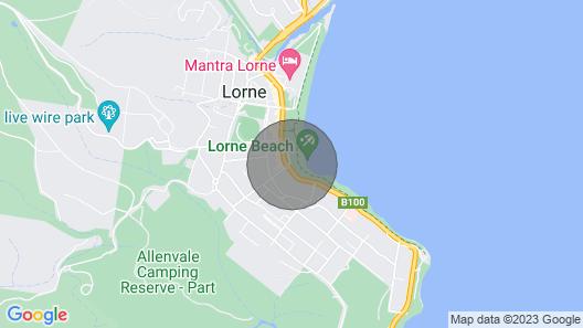 Beach Box 23 - Cora Lynn Map