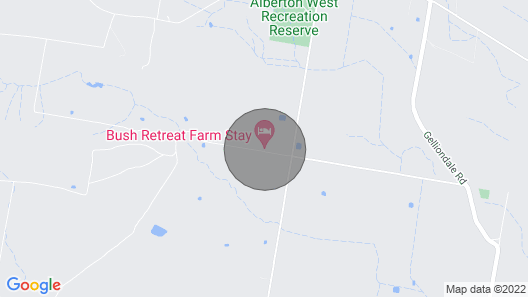 A Chance to get Away From it All, Camping, Farm Life! Map