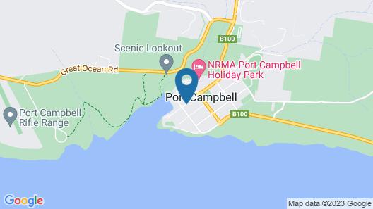 Loch Ard Motor Inn Map