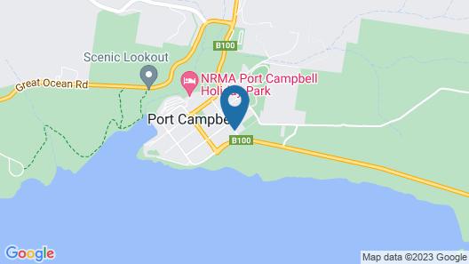 Summer's Rest Units Map