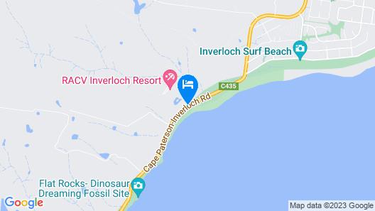 RACV Inverloch Resort Map
