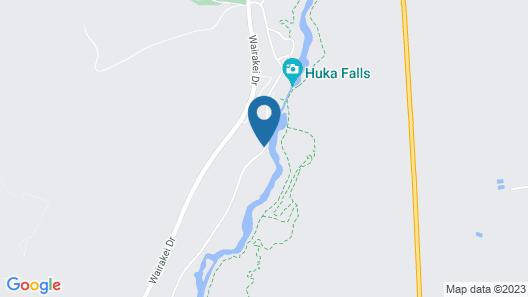 Huka Lodge Map