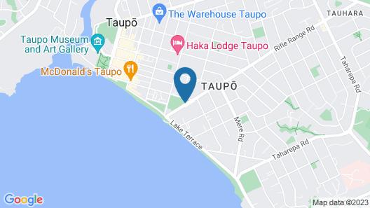 Acapulco Motor Inn Map
