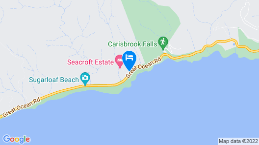 Seacroft Estate Map